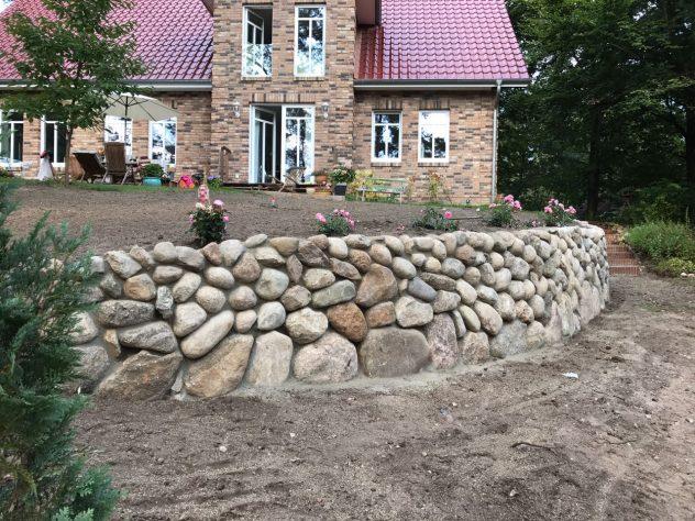 Natursteinmauern 3