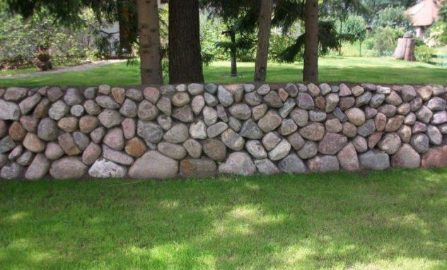 Natursteinmauern 4