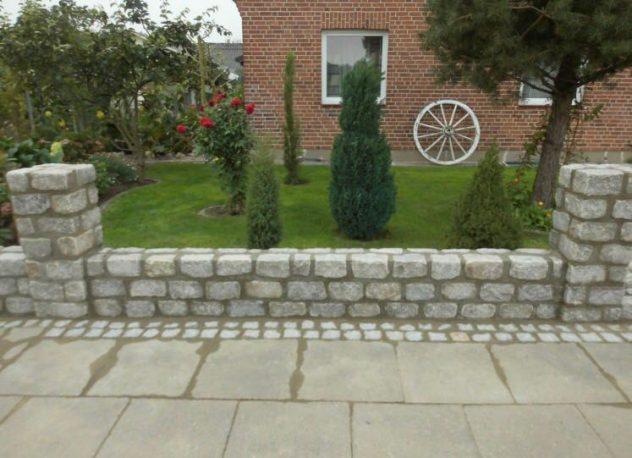 Natursteinmauern 7