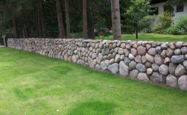 Natursteinmauern 6