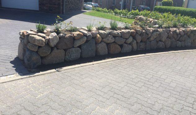 Natursteinmauern 9