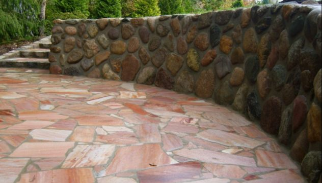 Natursteinmauern 2