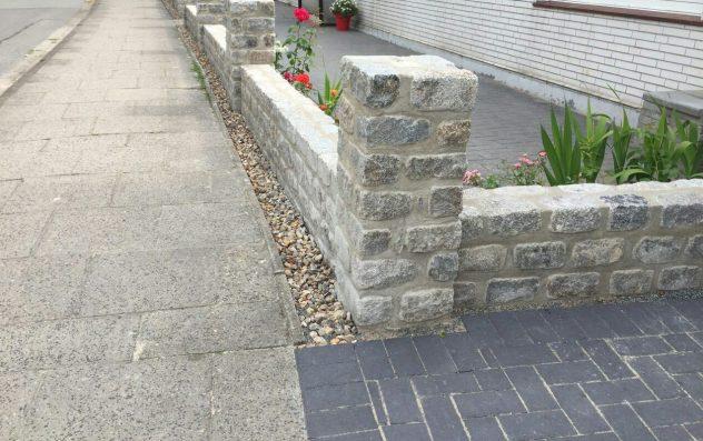 Natursteinmauern 8